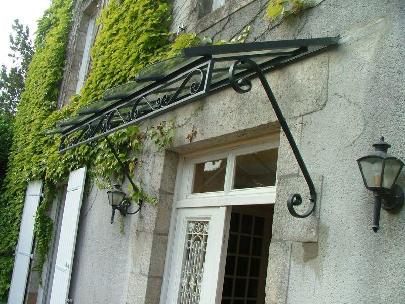Fabricant d 39 escalier pergola portail marquise pour for La maison du fer forge